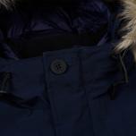 Мужская куртка парка Penfield Hoosac FF Hoodie Parka Peacoat фото- 3