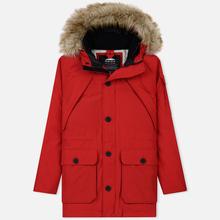 Мужская куртка парка Penfield Hoosac FF Hoodie Parka Tango Red фото- 0