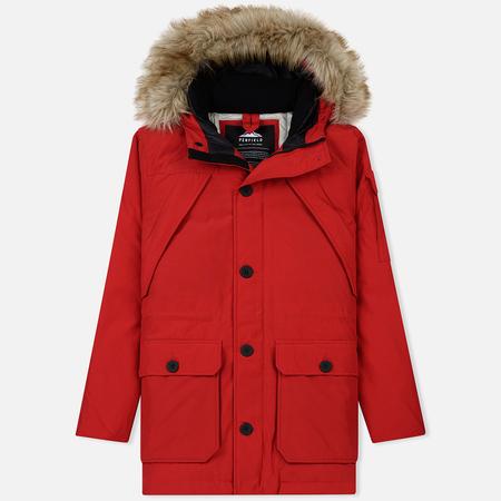 Мужская куртка парка Penfield Hoosac FF Hoodie Parka Tango Red