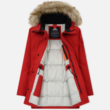 Мужская куртка парка Penfield Hoosac FF Hoodie Parka Tango Red фото- 1