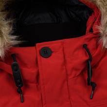 Мужская куртка парка Penfield Hoosac FF Hoodie Parka Tango Red фото- 2