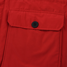 Мужская куртка парка Penfield Hoosac FF Hoodie Parka Tango Red фото- 3