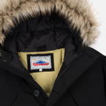 Мужская куртка парка Penfield Hoosac Hooded Down Mountain Black фото- 1