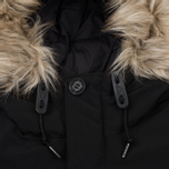 Мужская куртка парка Penfield Hoosac Hooded Down Mountain Black фото- 5