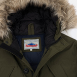 Мужская куртка парка Penfield Hoosac Hooded Down Mountain Lichen фото- 1