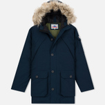 Мужская куртка парка Penfield Hoosac Hooded Down Mountain Navy фото- 0