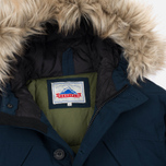 Мужская куртка парка Penfield Hoosac Hooded Down Mountain Navy фото- 1