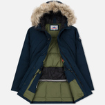 Мужская куртка парка Penfield Hoosac Hooded Down Mountain Navy фото- 2