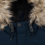 Мужская куртка парка Penfield Hoosac Hooded Down Mountain Navy фото- 4
