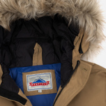 Мужская куртка парка Penfield Hoosac Hooded Down Mountain Tan фото- 1