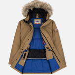Мужская куртка парка Penfield Hoosac Hooded Down Mountain Tan фото- 2