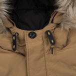Мужская куртка парка Penfield Hoosac Hooded Down Mountain Tan фото- 5