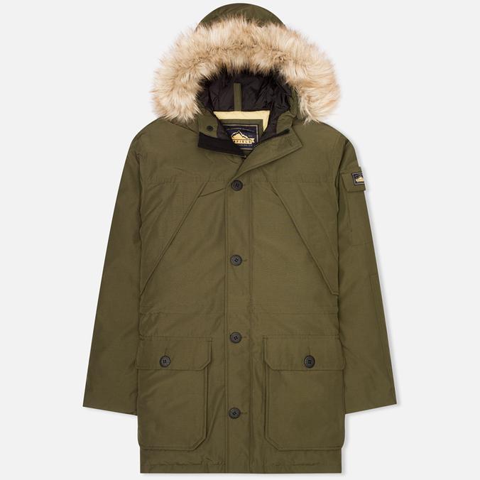 Мужская куртка парка Penfield Hoosac Lichen
