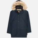 Мужская куртка парка Penfield Hoosac Navy фото- 0