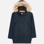 Мужская куртка парка Penfield Hoosac Navy фото- 0