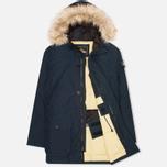 Мужская куртка парка Penfield Hoosac Navy фото- 1