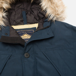 Мужская куртка парка Penfield Hoosac Navy фото- 2