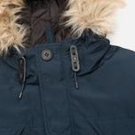 Мужская куртка парка Penfield Hoosac Navy фото- 3