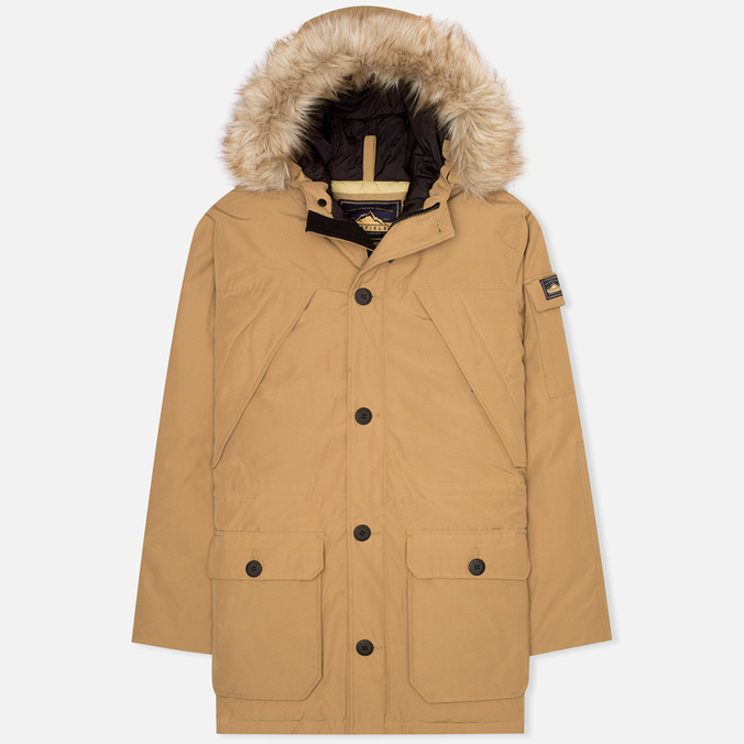 Мужская куртка парка Penfield Hoosac Tan