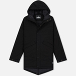 Мужская куртка парка Penfield Kingman Insulated Fishtail Black фото- 0