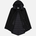 Мужская куртка парка Penfield Kingman Insulated Fishtail Black фото- 2