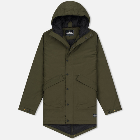 Мужская куртка парка Penfield Kingman Insulated Fishtail Lichen