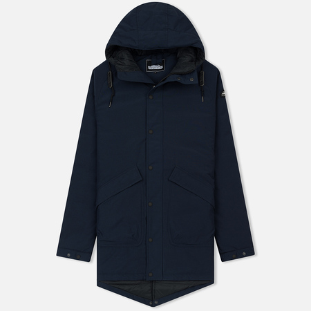 Мужская куртка парка Penfield Kingman Wadded Fishtail Navy
