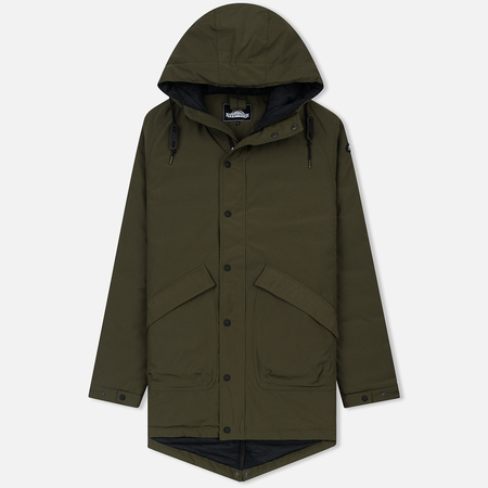 Мужская куртка парка Penfield Kingman Wadded Fishtail Olive