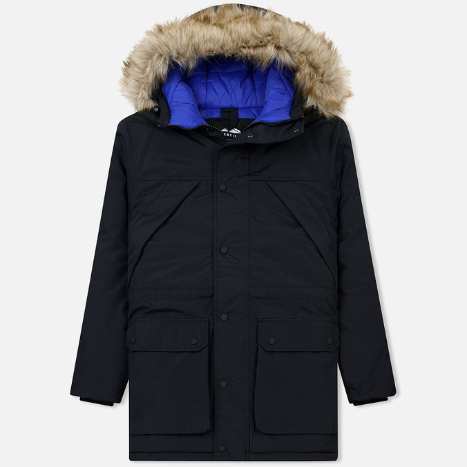 Мужская куртка парка Penfield Kirby Winter Hoodie Parka Black