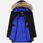 Мужская куртка парка Penfield Kirby Winter Hoodie Parka Black фото- 1