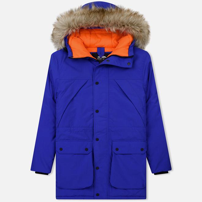 Мужская куртка парка Penfield Kirby Winter Hoodie Parka Royal Blue
