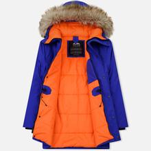 Мужская куртка парка Penfield Kirby Winter Hoodie Parka Royal Blue фото- 1