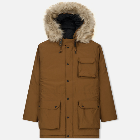 Мужская куртка парка Penfield Lexington Hooded Insulated Mountain Dark Tan