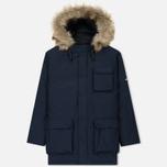Мужская куртка парка Penfield Lexington Hooded Insulated Mountain Navy фото- 0