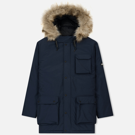 Мужская куртка парка Penfield Lexington Hooded Insulated Mountain Navy