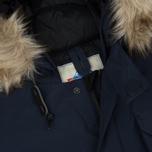 Мужская куртка парка Penfield Lexington Hooded Insulated Mountain Navy фото- 2