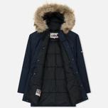 Мужская куртка парка Penfield Lexington Hooded Insulated Mountain Navy фото- 1