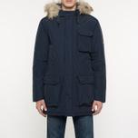 Мужская куртка парка Penfield Lexington Hooded Insulated Mountain Navy фото- 6
