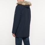 Мужская куртка парка Penfield Lexington Hooded Insulated Mountain Navy фото- 7