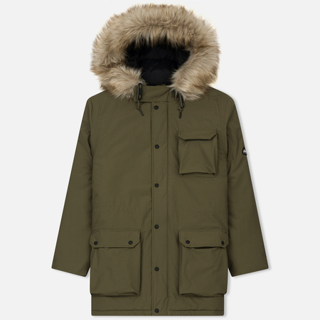 Мужская куртка парка Penfield Lexington Hooded Insulated Mountain Olive