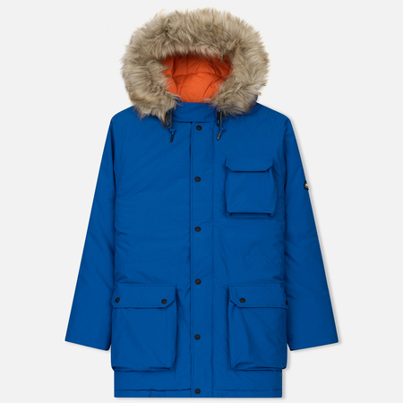 Мужская куртка парка Penfield Lexington Hooded Insulated Mountain Royal Blue
