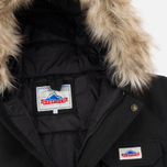 Мужская куртка парка Penfield Lexington Hooded Mountain Black фото- 1