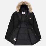 Мужская куртка парка Penfield Lexington Hooded Mountain Black фото- 2
