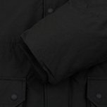 Мужская куртка парка Penfield Lexington Hooded Mountain Black фото- 3