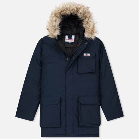 Мужская куртка парка Penfield Lexington Hooded Mountain Navy