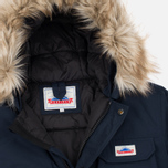 Мужская куртка парка Penfield Lexington Hooded Mountain Navy фото- 1
