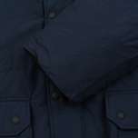 Мужская куртка парка Penfield Lexington Hooded Mountain Navy фото- 5