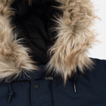 Мужская куртка парка Penfield Lexington Hooded Mountain Navy фото- 6