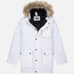 Penfield Lexington Hooded Mountain Men's Parka White photo- 0