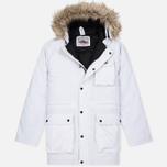Мужская куртка парка Penfield Lexington Hooded Mountain White фото- 0